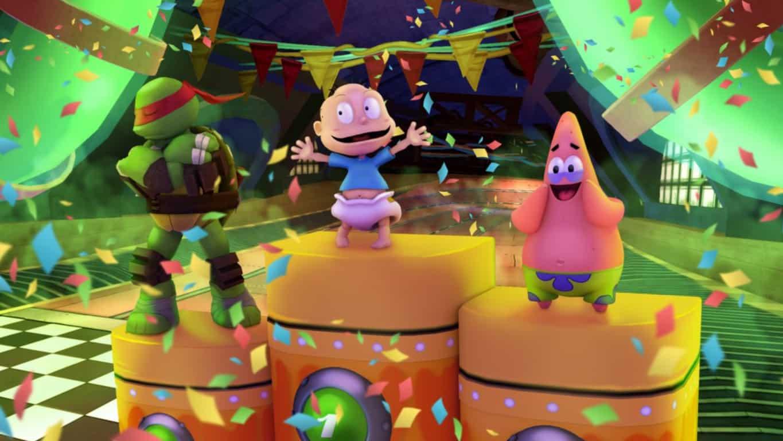 Nickelodeon Kart Racers on Xbox One