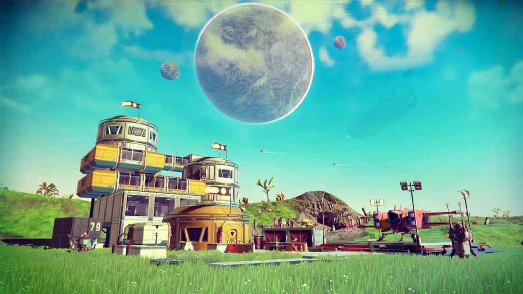 Image result for No Man's Sky xbox