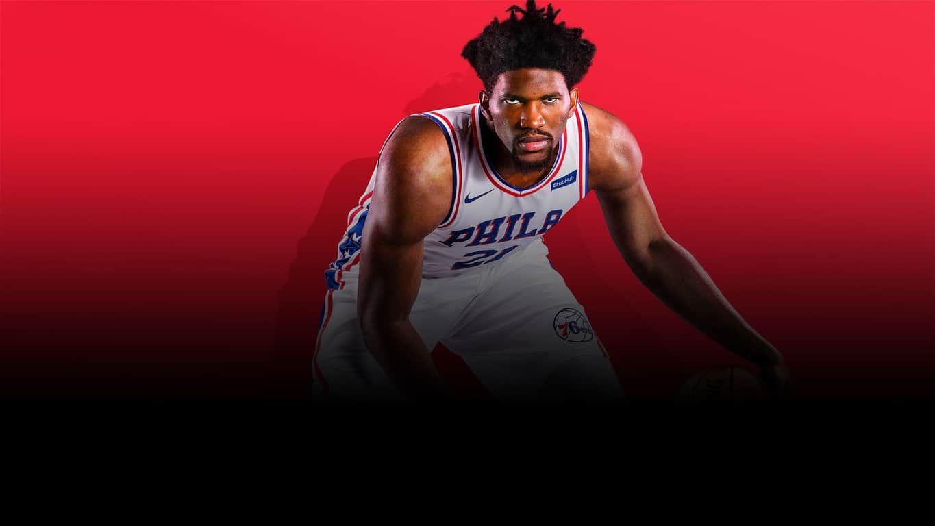NBA Live 19 video game on Xbox One
