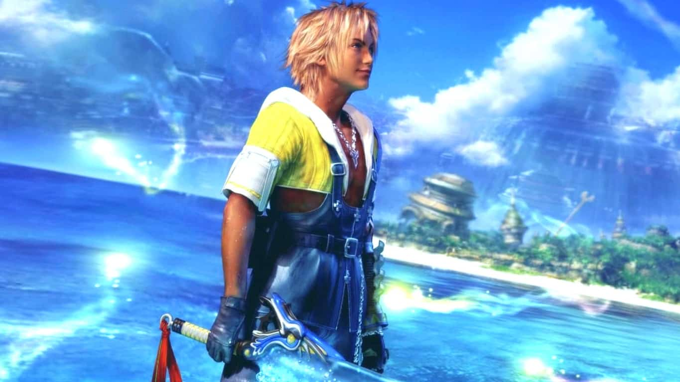 Final Fantasy X video game on Xbox One
