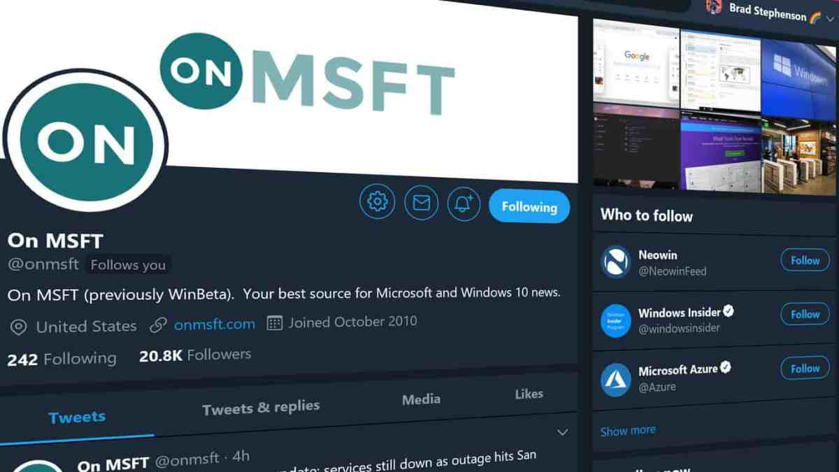 Twitter app updates on Windows 10 Mobile & PC with new features