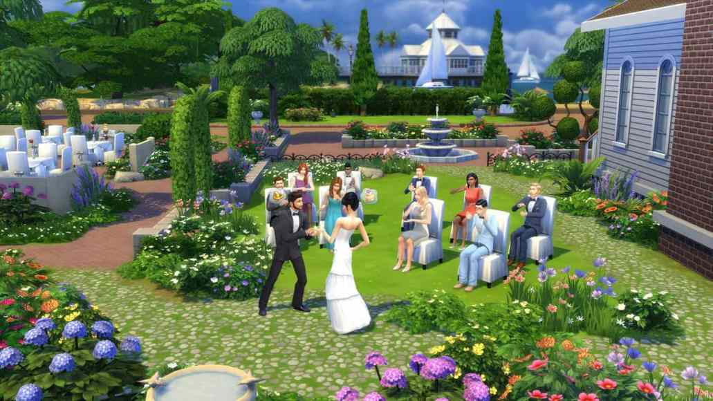 The Sims 4 Update Adds Xbox One X Visual Improvements Onmsftcom