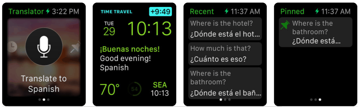 Microsoft Translator app gains better Apple Watch support in latest
