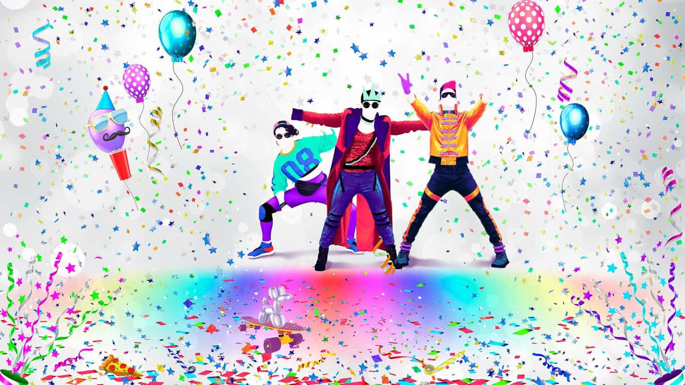 Just Dance 2019 video game on Xbox 360 and Xbox One