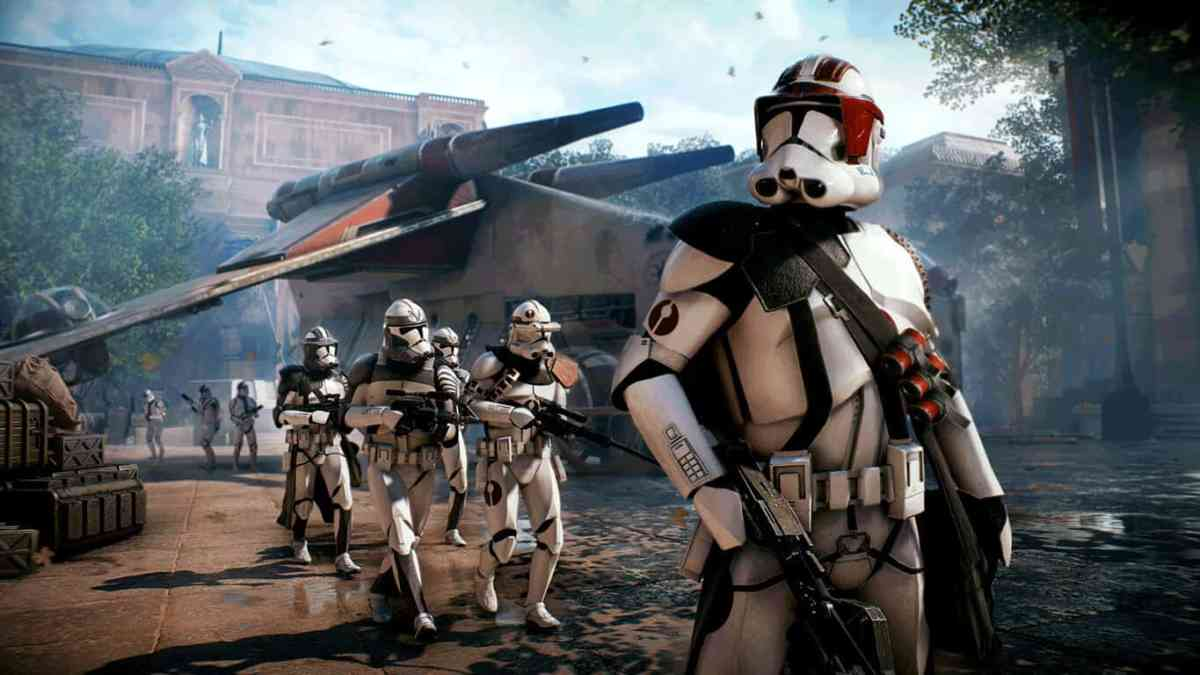 Star Wars Battlefront II video game to get HUGE Clone Trooper revamp