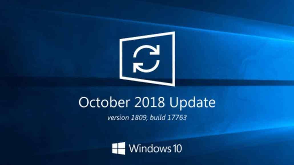 windows 10 update 2018 slow
