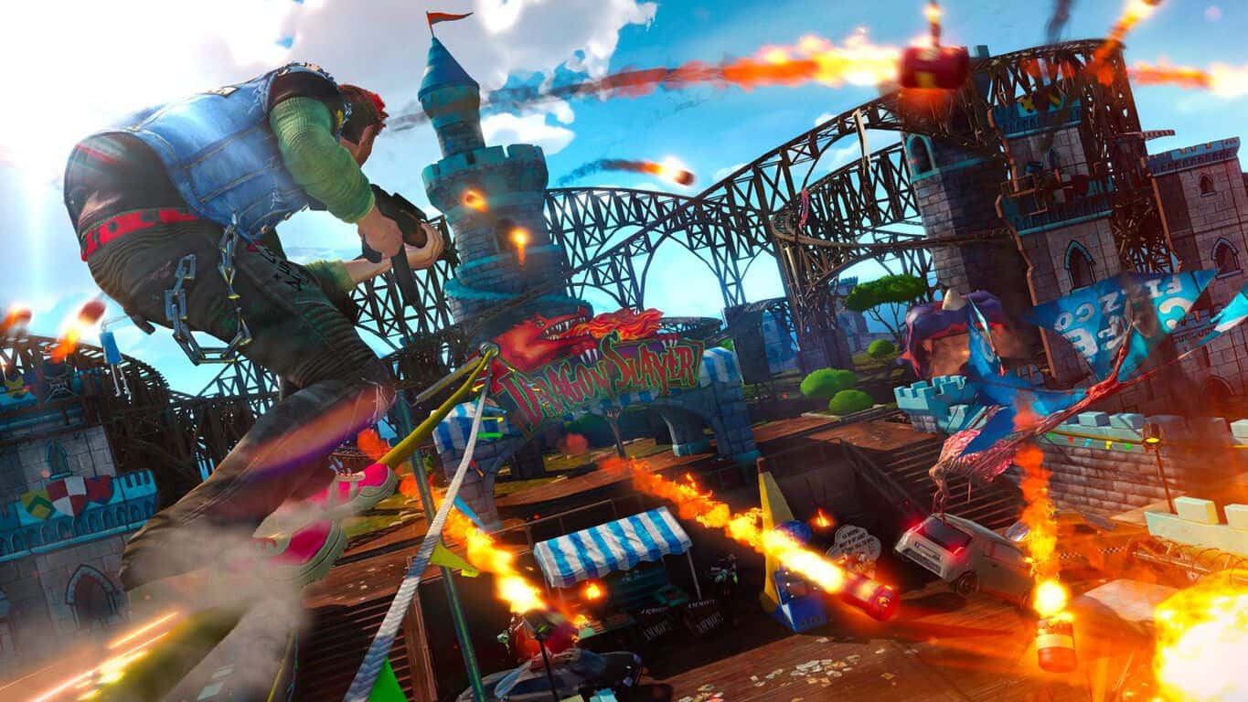 Sony acquires Insomniac Games, developer of Sunset Overdrive