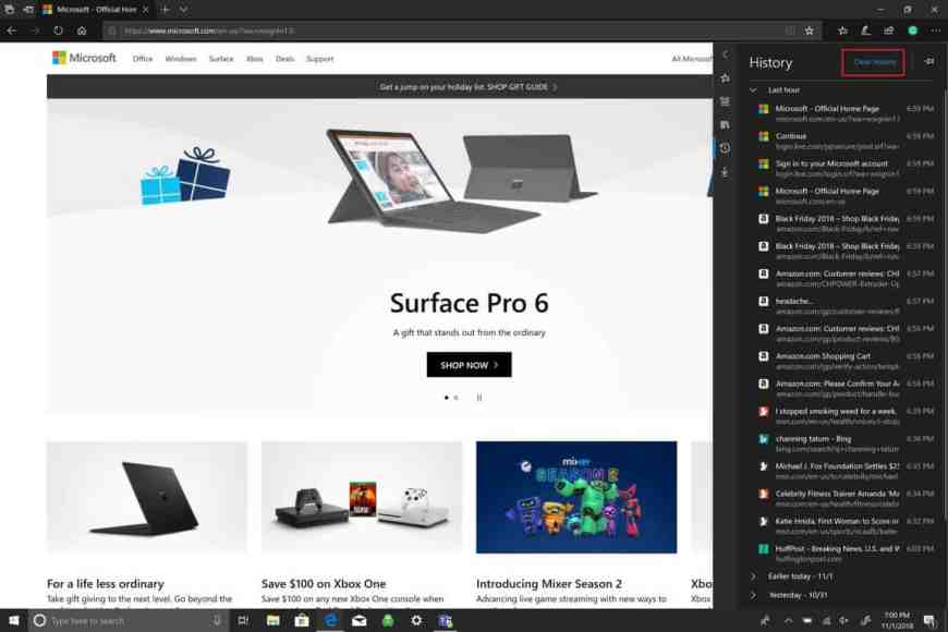 Microsoft, Windows 10, Edge, Microsoft Edge,