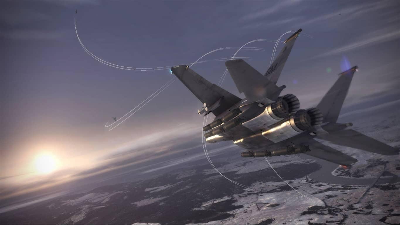 Xbox 360's Ace Combat 6 gains Xbox One backwards