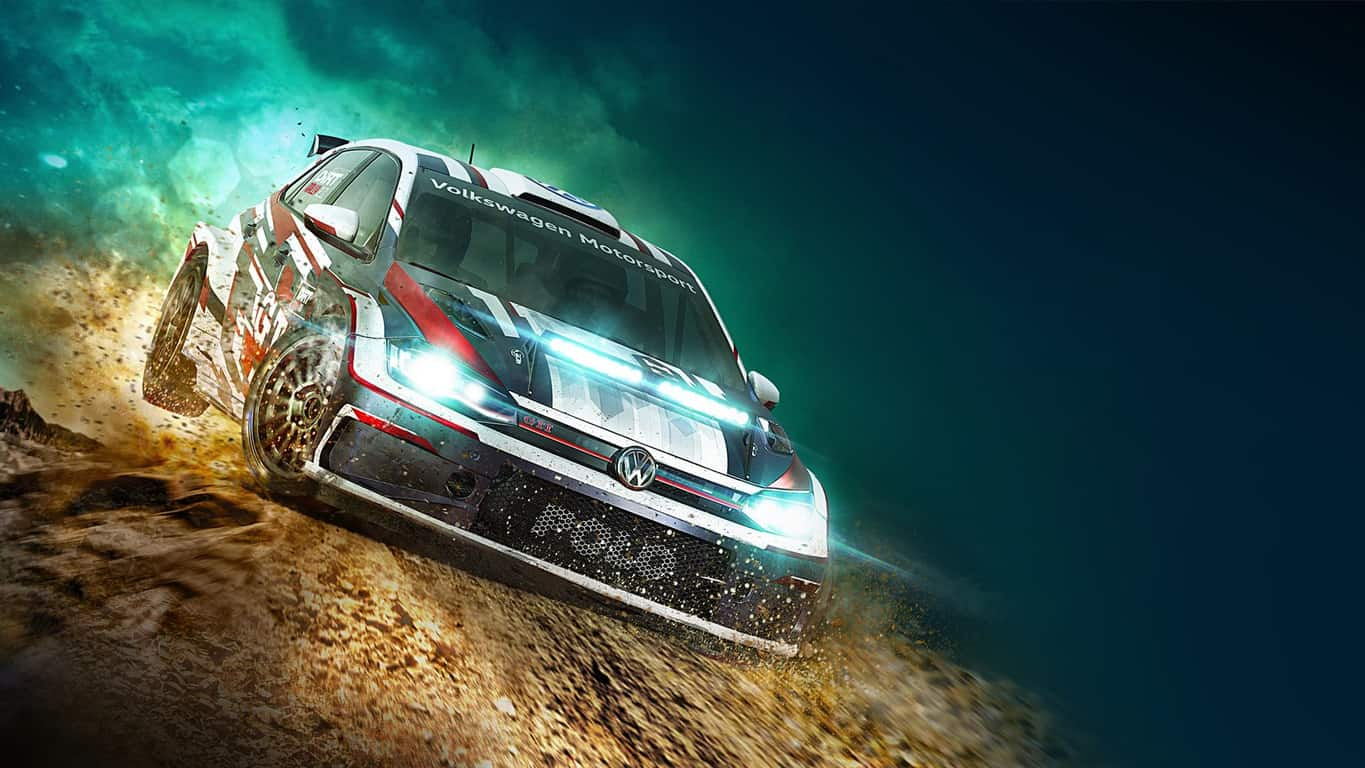 DiRT Rally 2.0 video game on Xbox One
