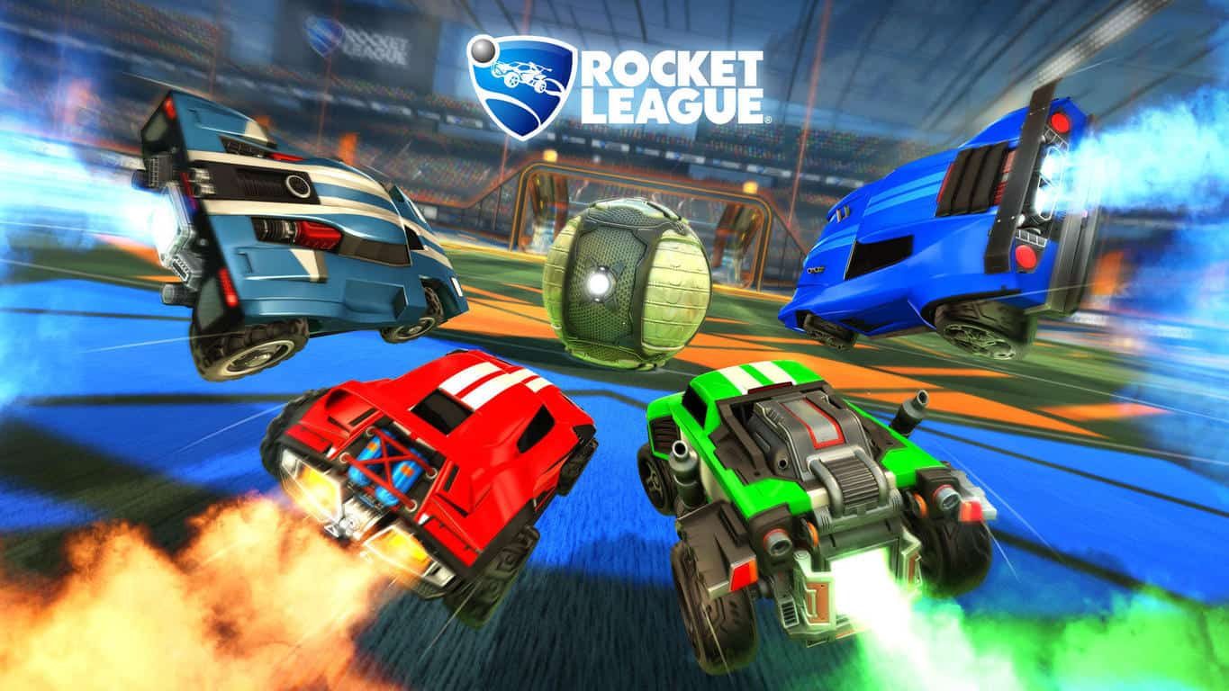 Microsoft, Rocket League, Video Games, Xbox One