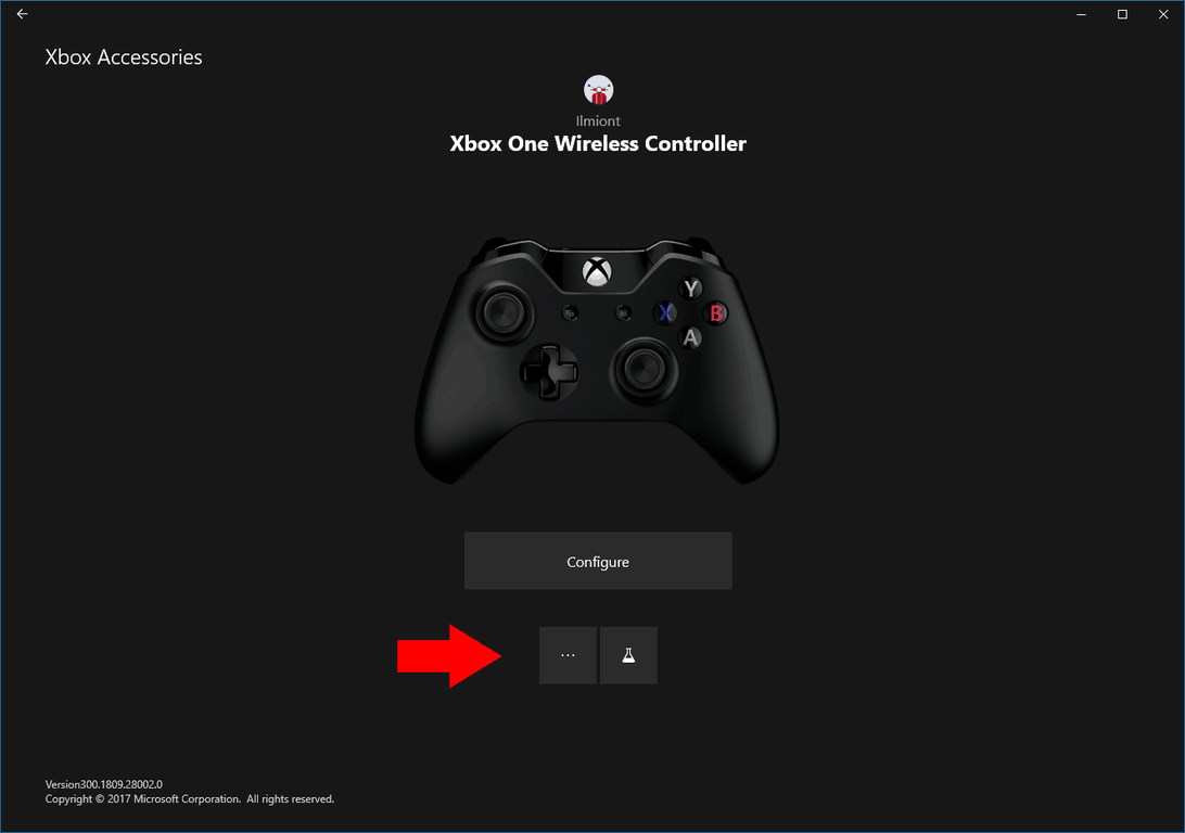 How to update an Xbox One controller's firmware from a ...Xbox 360 Controller App