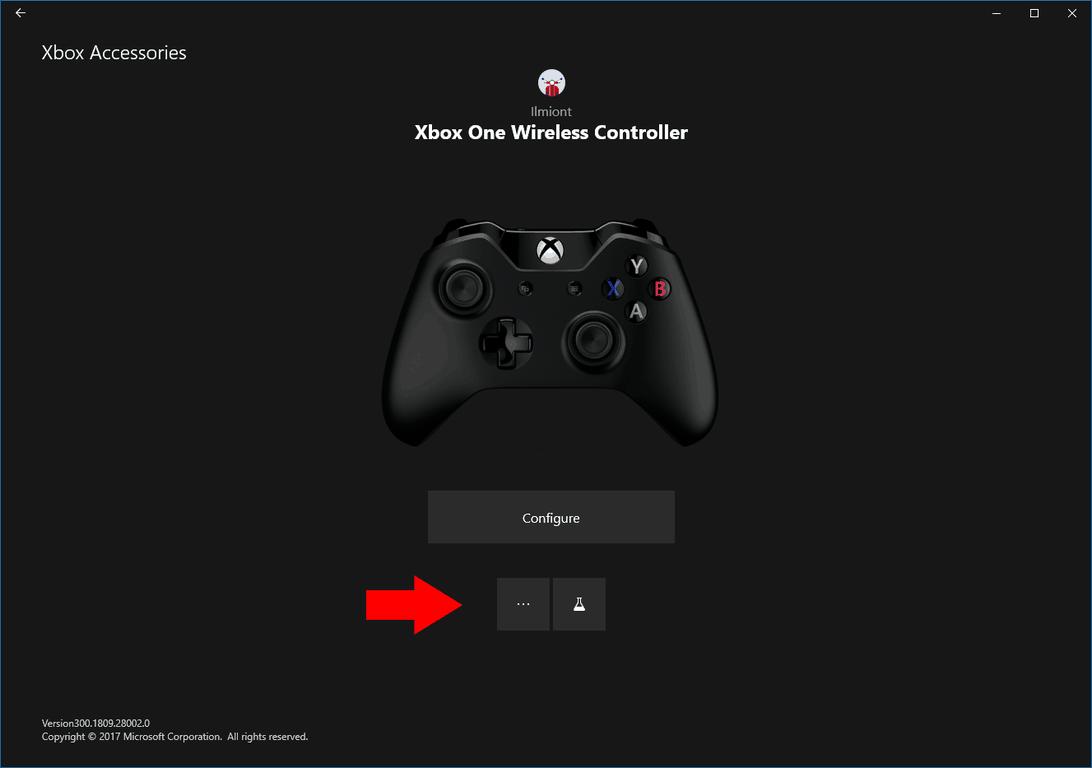 xbox controller app windows