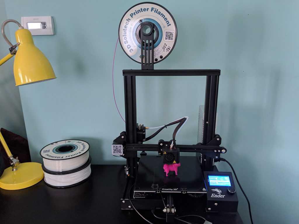 Microsoft, Linux, 3D printing