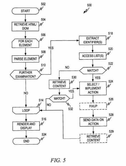 Microsoft patent browser plug-in