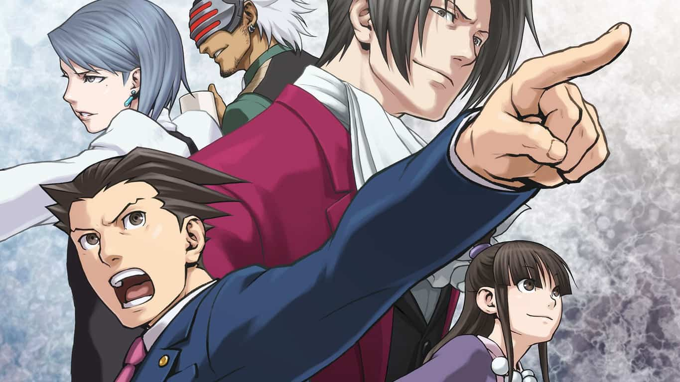 Phoenix Wright: Ace Attorney Trilogy video game on Xbox One