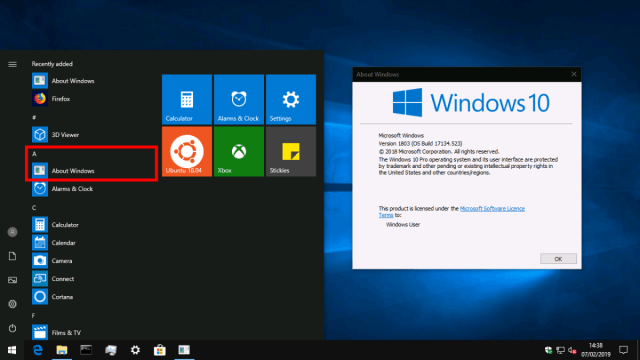 How to organise your Start Menu apps list in Windows 10