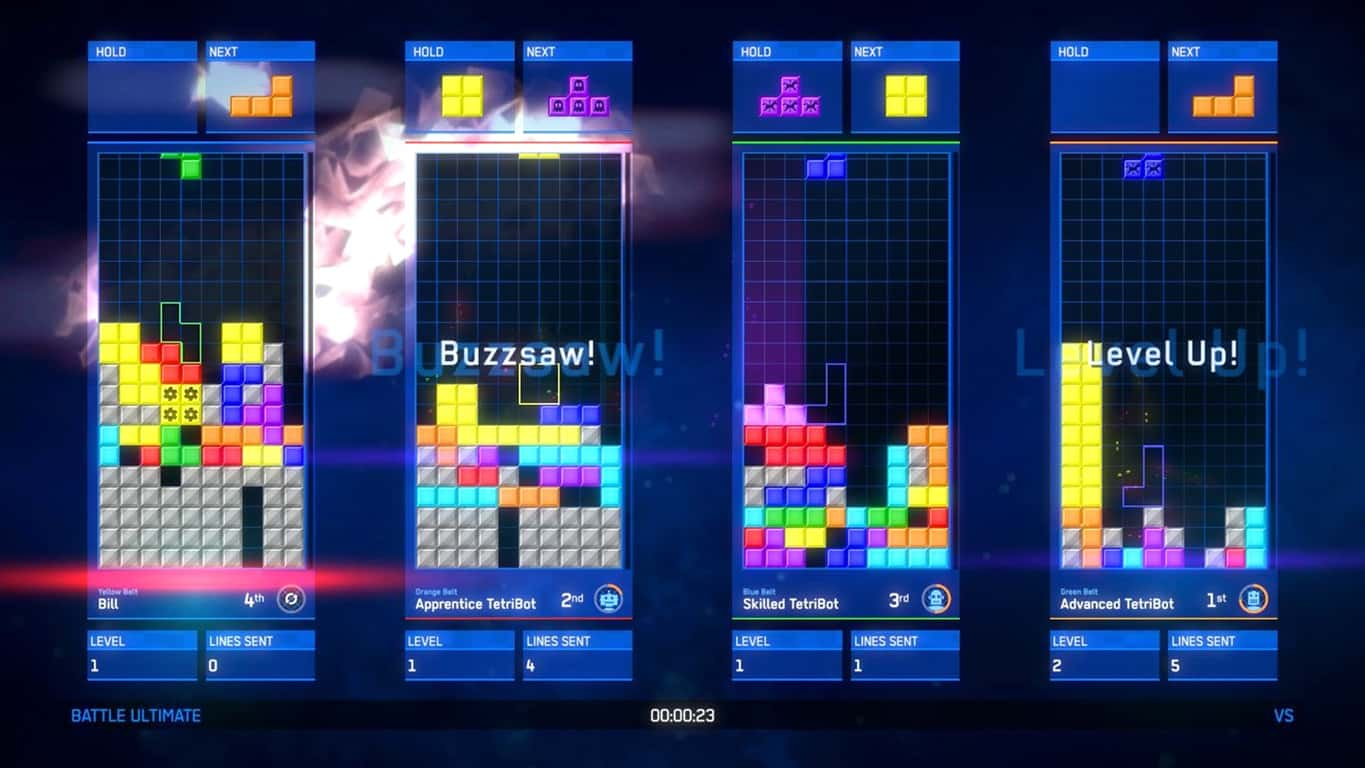 Tetris Ultimate and other video games removed from the Xbox