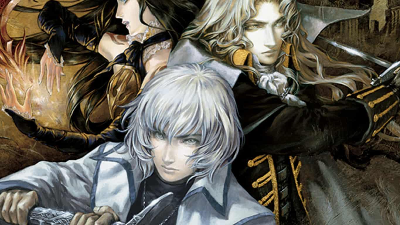 Castlevania: Harmony of Despair video game on Xbox 360 and Xbox One
