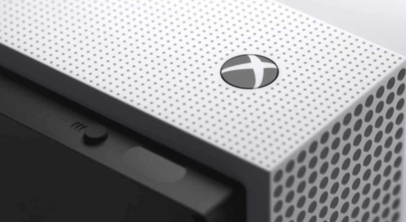 Microsoft, Xbox, Xbox One S