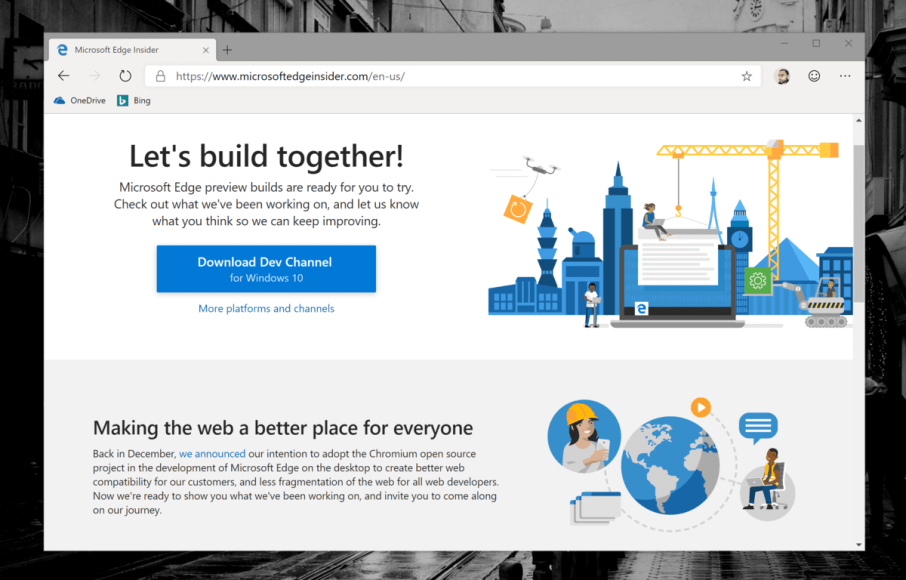 Here's what you need to know about Microsoft's Chromium