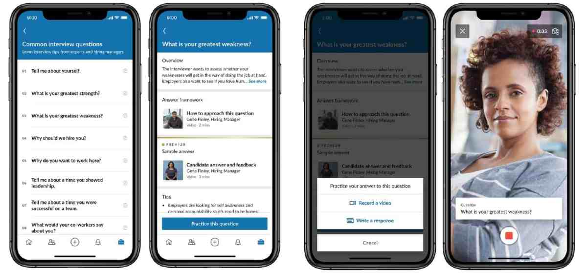 LinkedIn introduces new tools for people to prep for their interviews