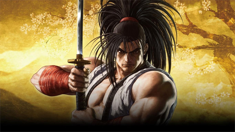 Samurai Shodown video game on Xbox One