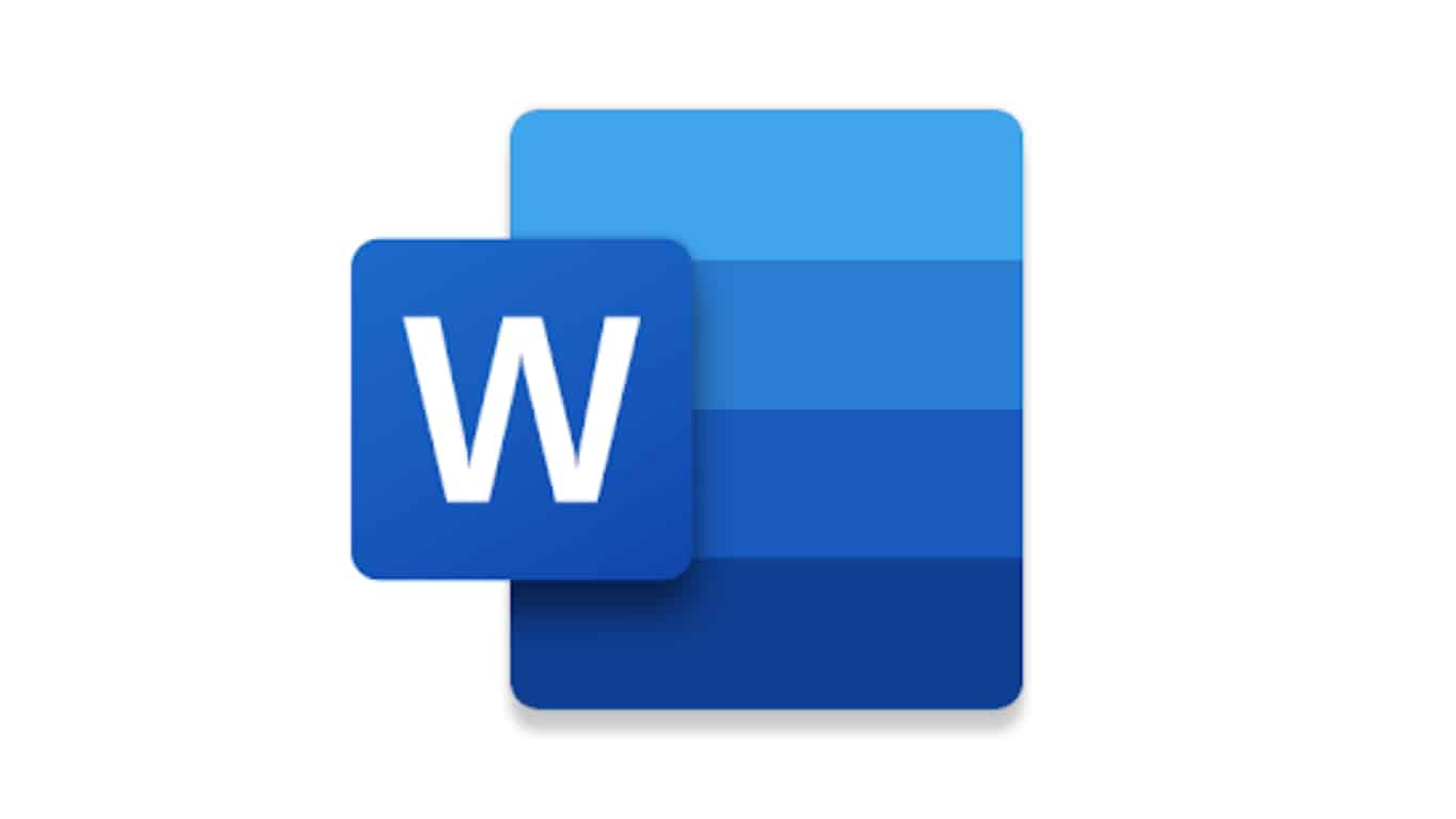 Microsoft Word app icon