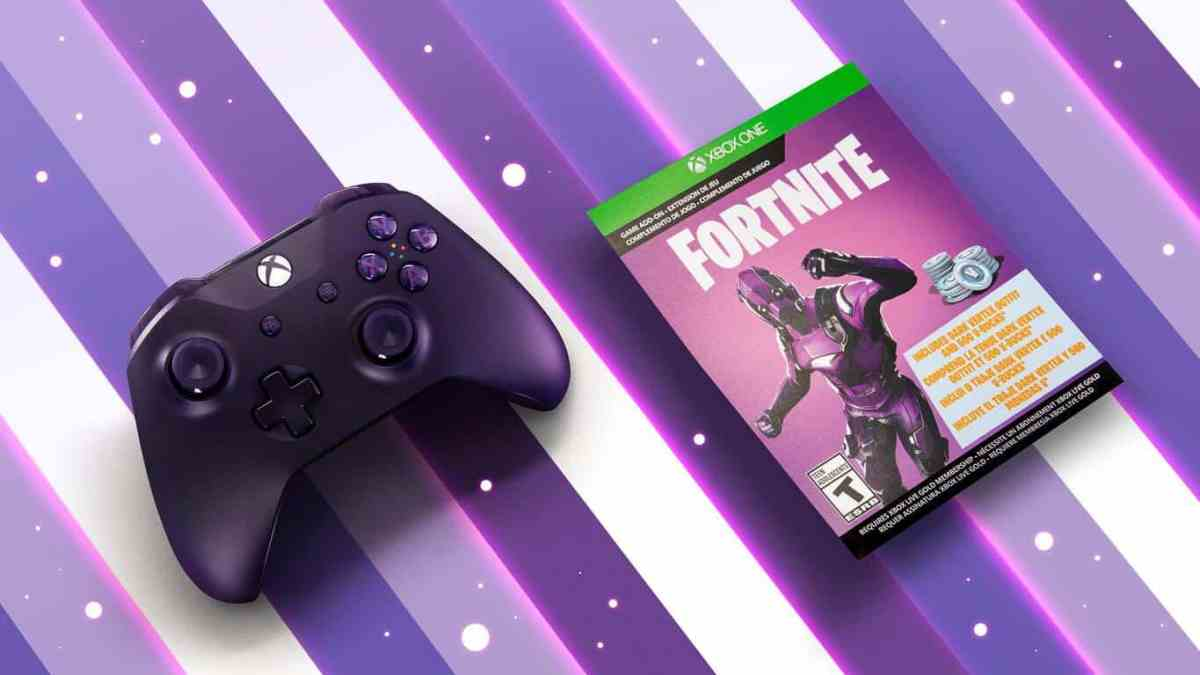 Xbox Controller Fortnite Special Edition to be available to purchase