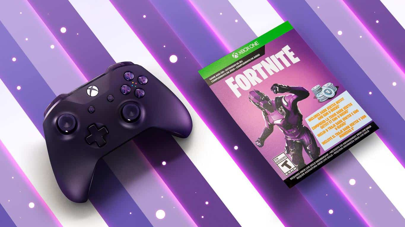 Xbox Controller Fortnite Special Edition To Be Available To