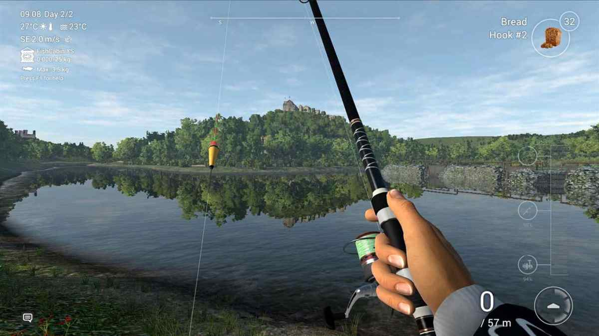 Microsoft's Xbox One consoles just got a fishing video game that's