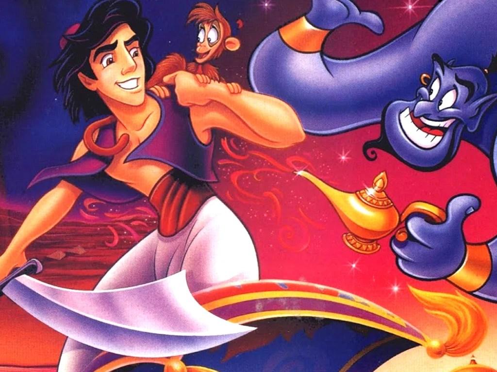 Disney's Aladdin video game