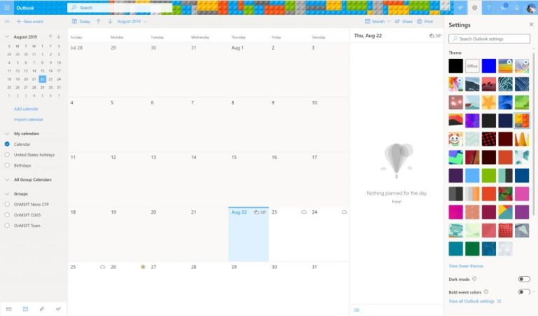 Tips and tricks for Calendar in Office 365