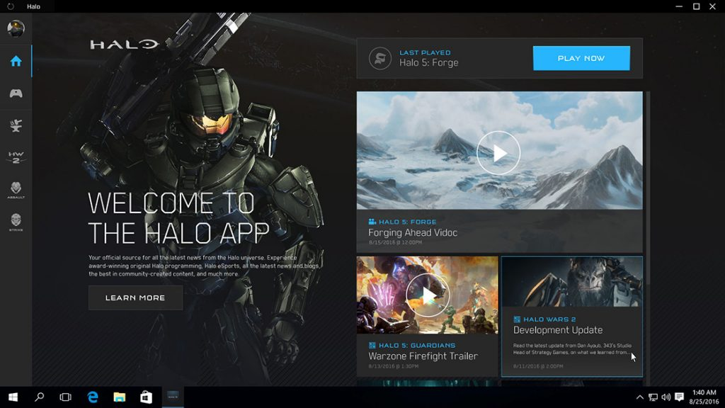 Windows 10 Halo app is being retired today