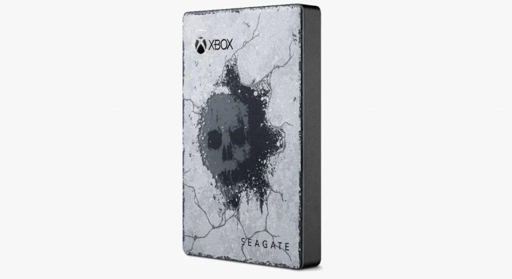 Seagate Gears 5 hard drive