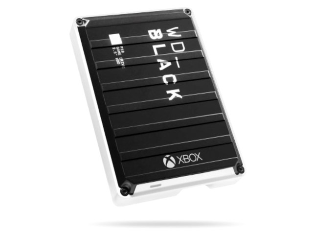 Pre-orders open for Western Digital's new WD_Black P10 Game Drive for Xbox One consoles