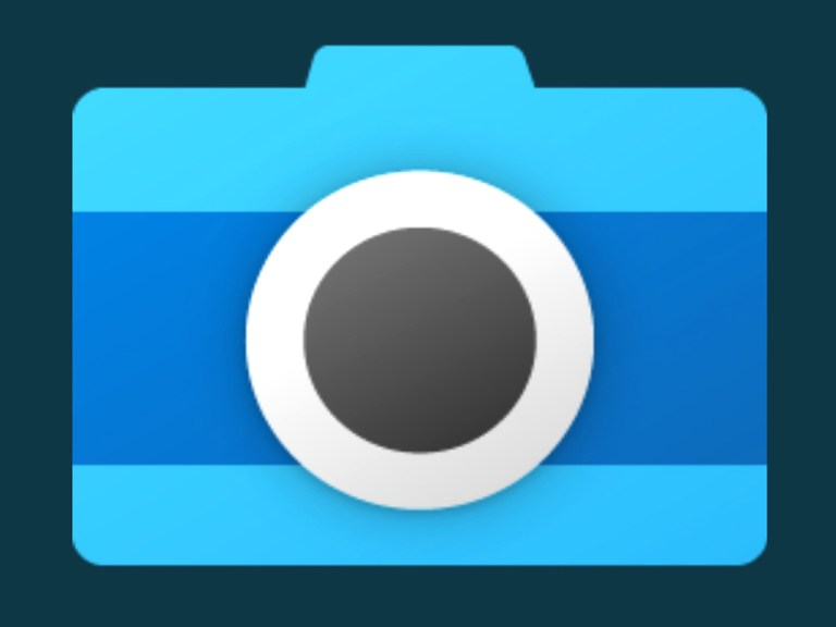 Windows 10 camera application