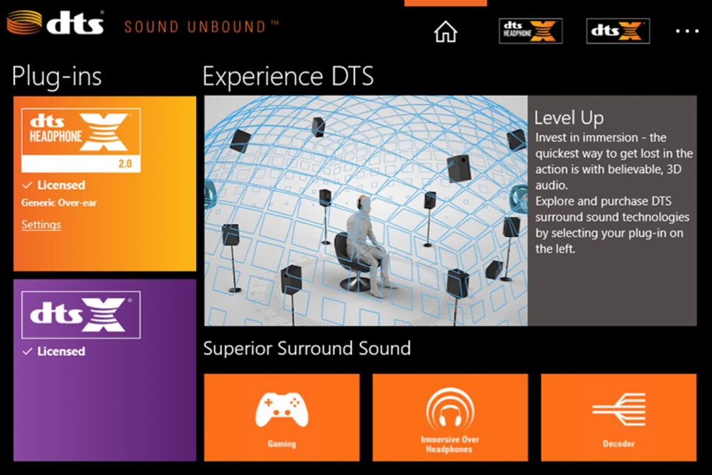 New DTS Sound Unbound app can enable immersive spatial audio on your Windows 10 PC