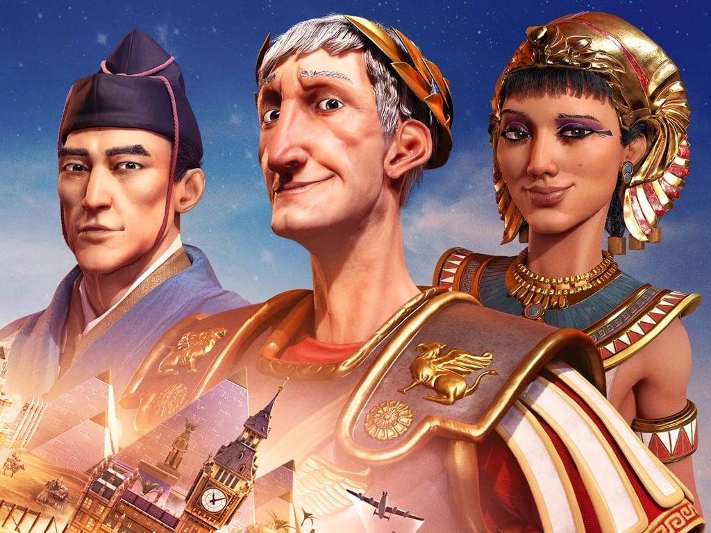 Le jeu vidéo Civilization VI de Sid Meier sur Xbox One