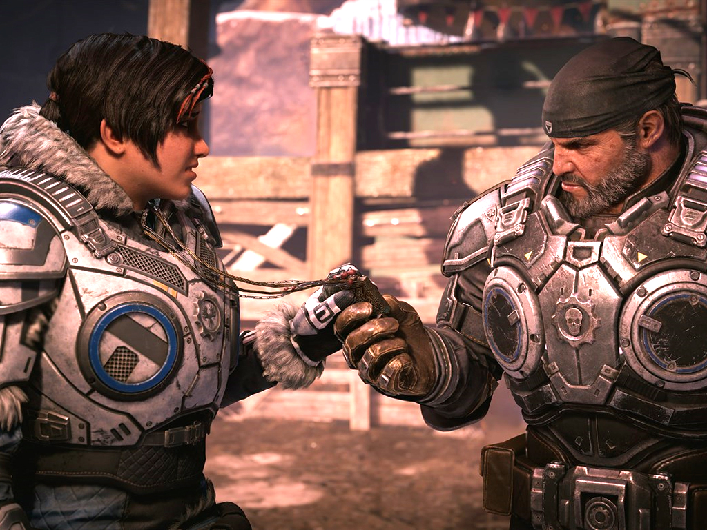 Gears 5 video game on Xbox One, Windows 10 and Xbox Game Pass
