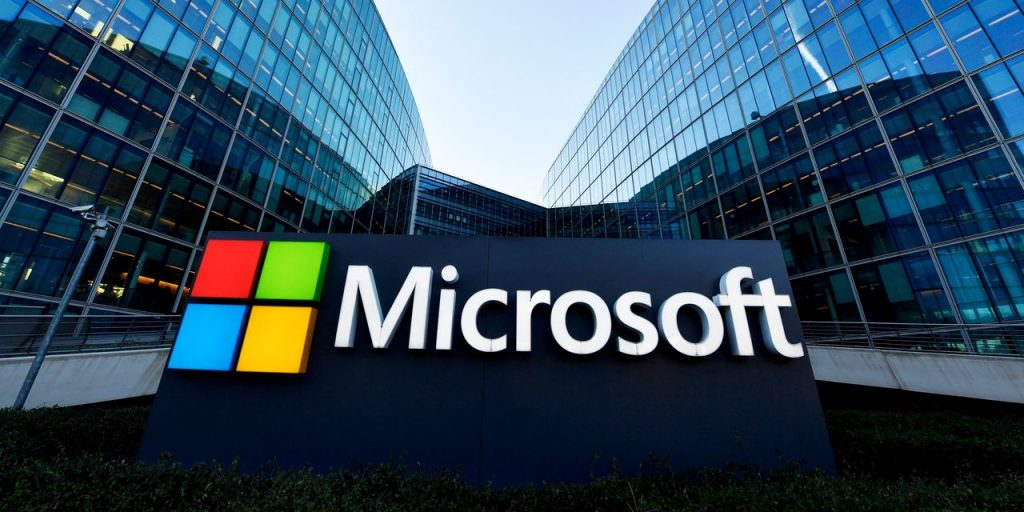 Microsoft announces new dividend increase amid board member shake up
