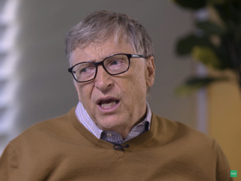 "Bill Gates says breaking up tech giants ""doesn't seem like a solution,"" regulate them instead"