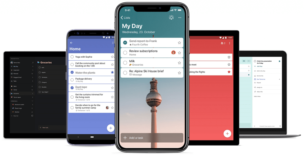 Microsoft To-Do is getting a fresh new look across all platforms