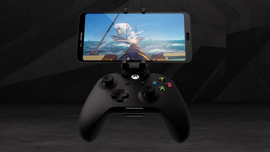 Microsoft announces accessories for Xbox Project xCloud game streaming