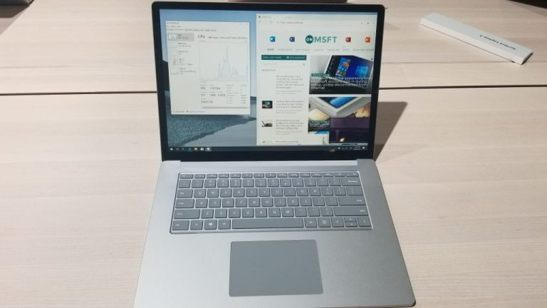 Surface Laptop 3 15 Inch