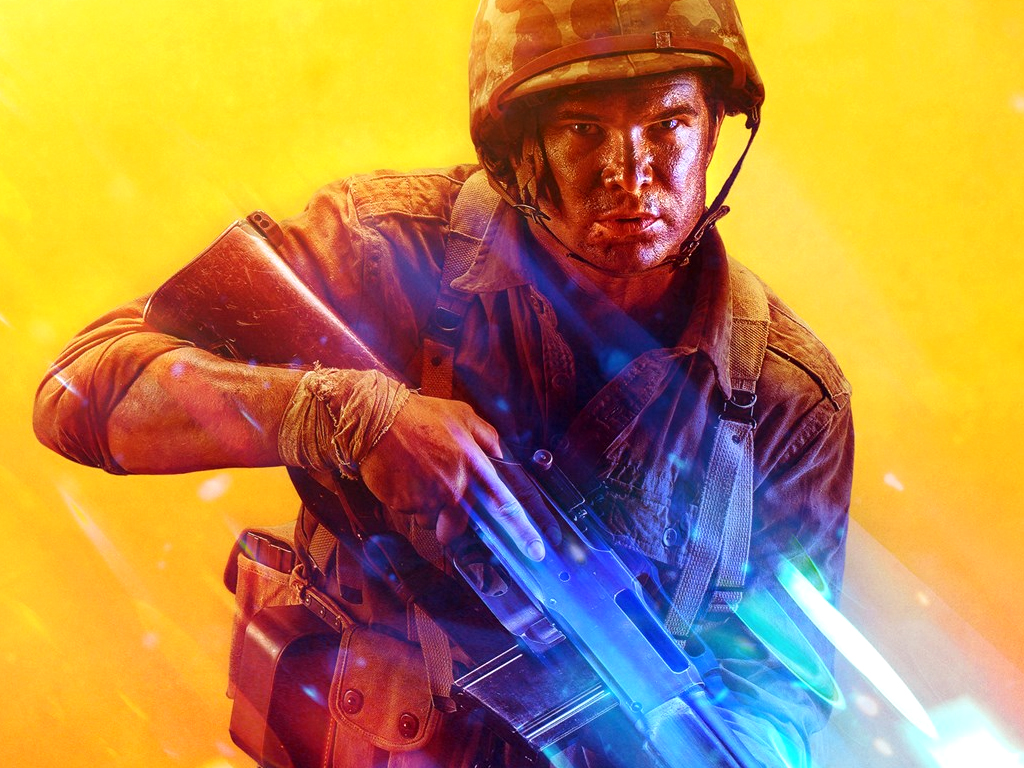 Battlefield V Year 2 Edition video game on Xbox One