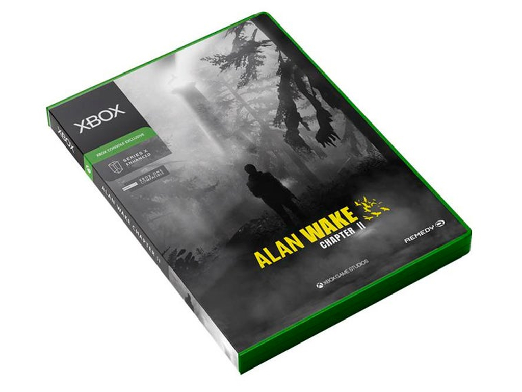 Xbox Series X video game case concept