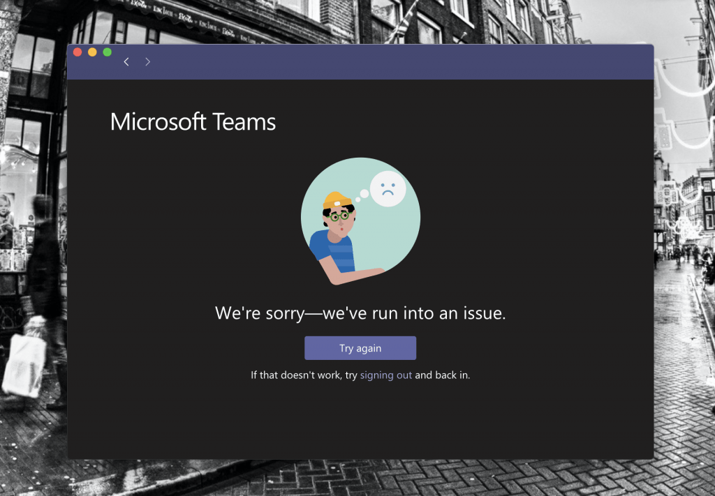 Microsoft Teams down as coronavirus remote working takes hold