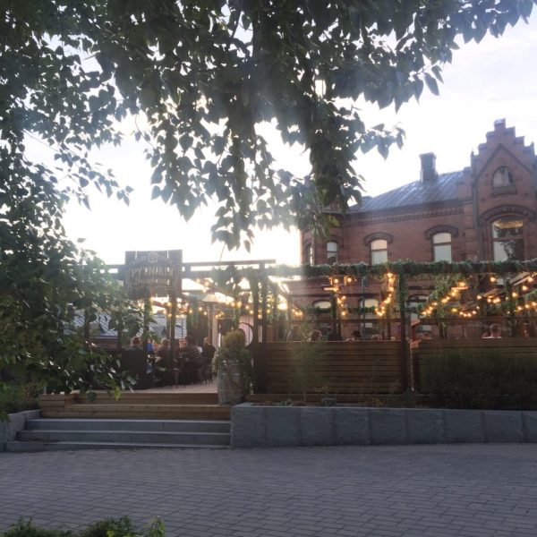 Viisi Tampereen terassikierrosta