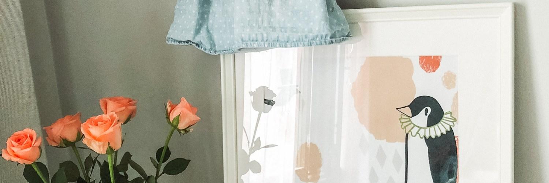 Vauvapäiväkirja: Ensimmäinen kuukausi